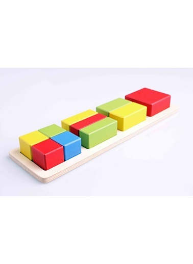 Büyük Ahşap Montessori Geometri Seti-Learning Toys